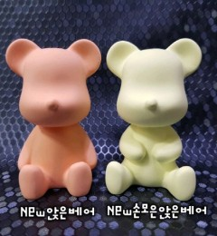 NEW 베어브릭 2D 2종 택1 NEW BEARBRICK 2D 2TYPE PICK1